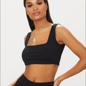 NWT PrettyLittleThing Crop Top